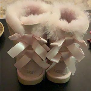 Cute UGG little girl boots
